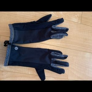 Lulu running gloves